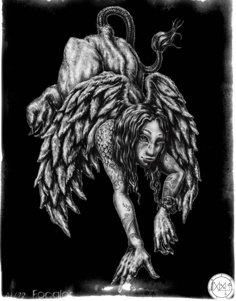 Гоэтия. иерархия в мире демонов. порядок и хаос | путь древа жизни