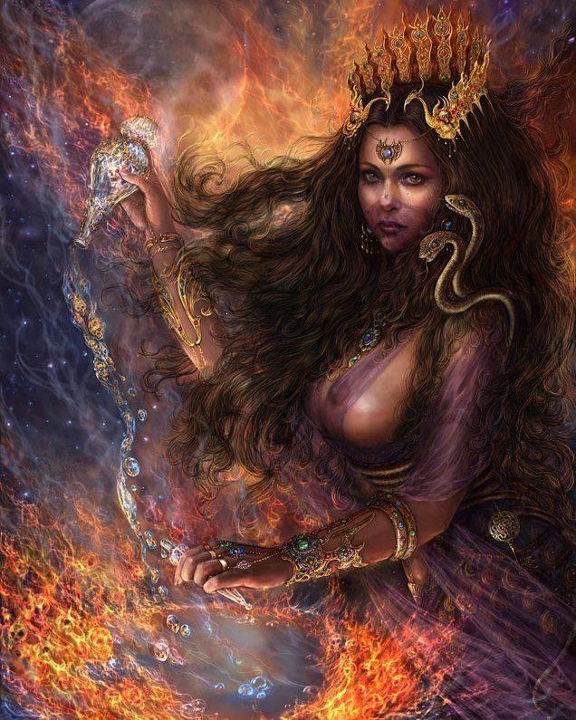 Богиня и демоница астарта – биография, роль, описание внешности