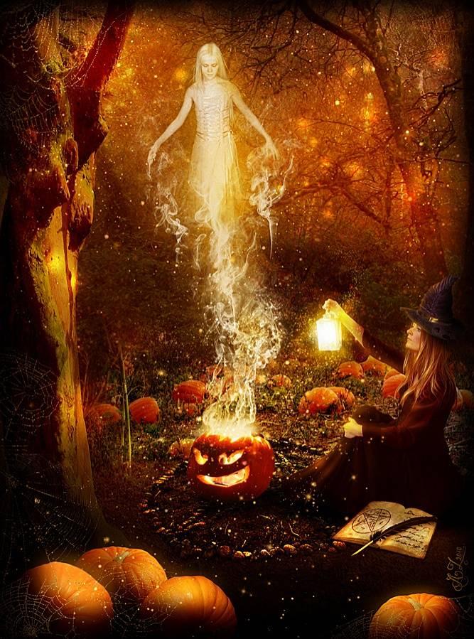 Хеллоуин vs велесова ночь