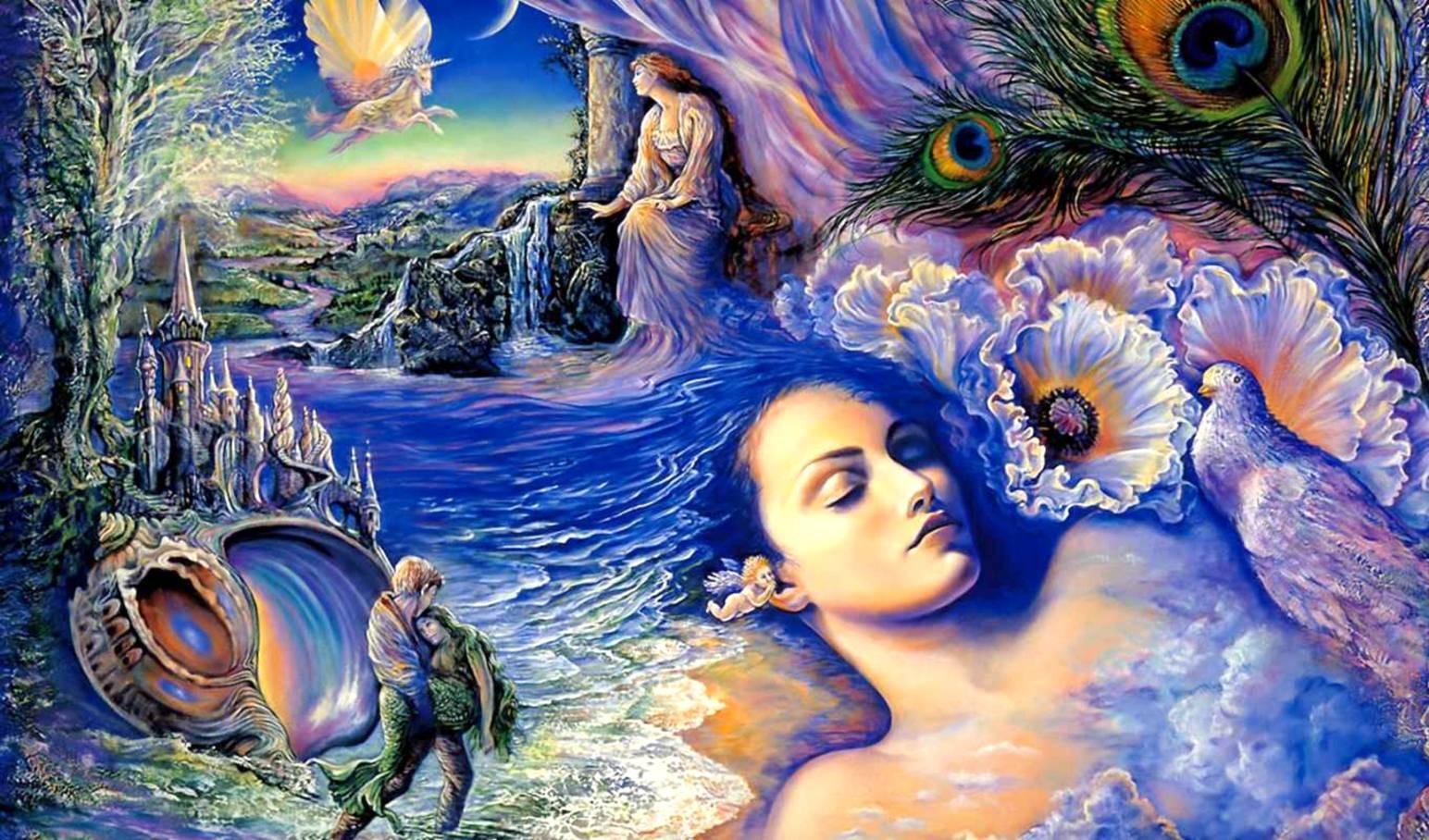 К чему снится озеро мужчине или женщине: толкование по сонникам