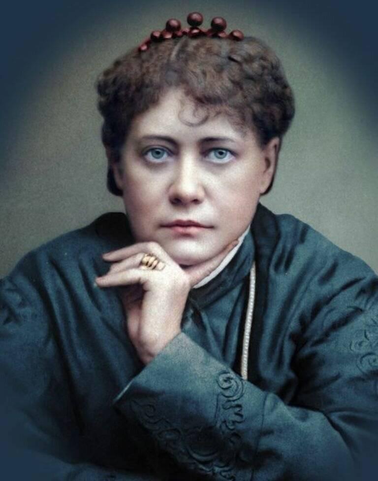 Елена блаватская: разоблачение (биография) - she-win