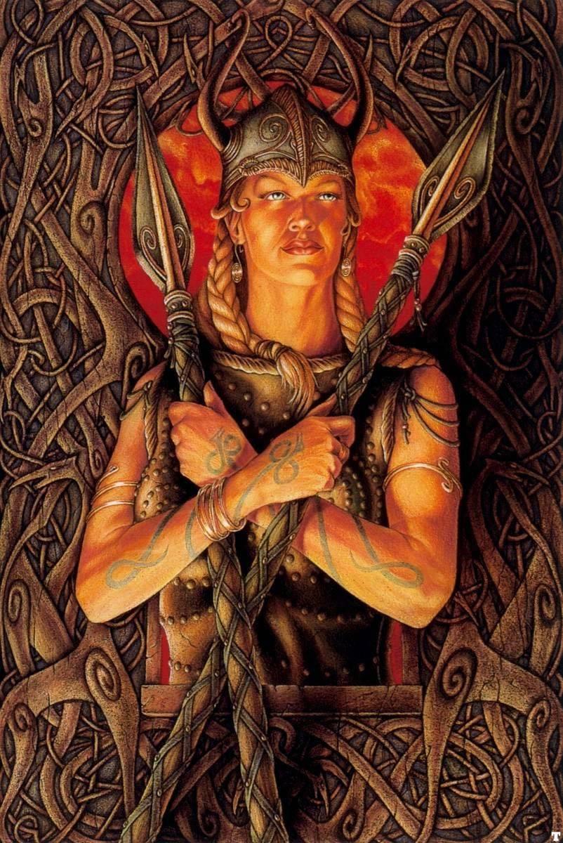 God of war: как убить валькирий и их королеву?