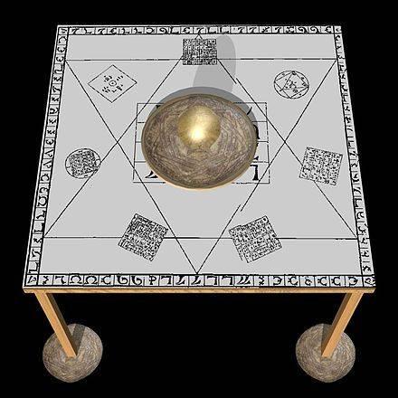 Енохианская магия — википедия с видео // wiki 2