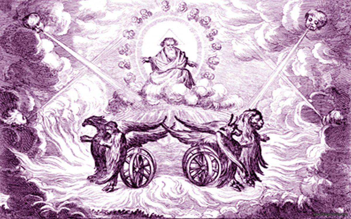 Архангел Метатрон — глава небесных сил, молитвы и символы