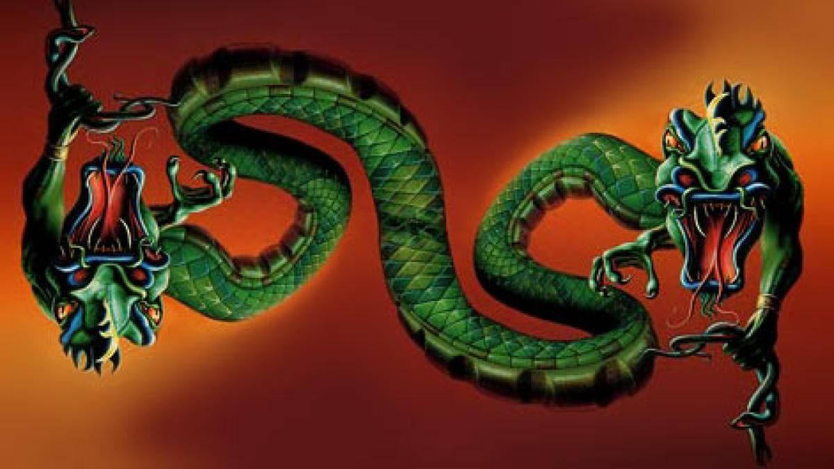 Существует ли двухголовая змея? двухголовая змея-альбинос. амфисбена — двуглавая змея из древнегреческих мифов двухголовая змея - реальность или фантастика