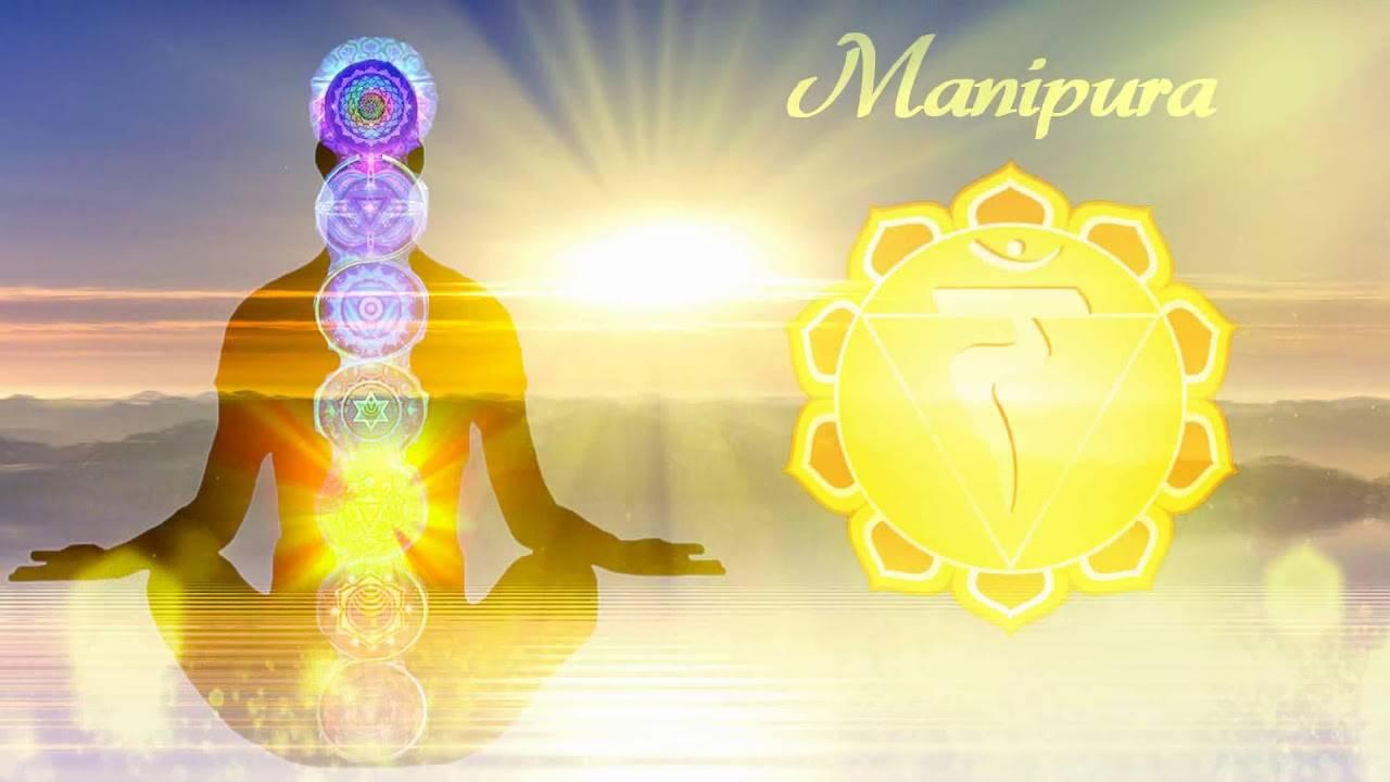 Манипура чакра  | пространство внутренней силы