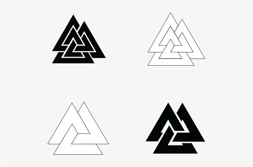 Значение символа валькнут, его магические свойства