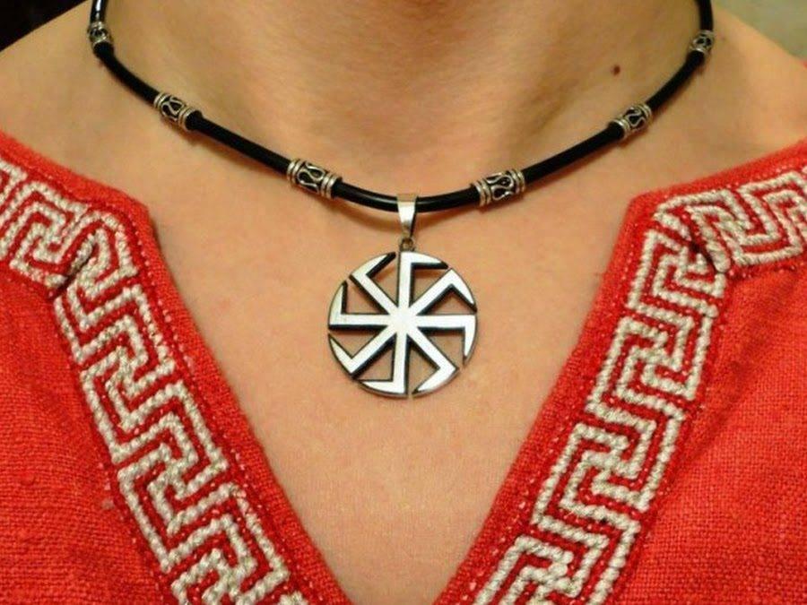Славянский оберег колядник: значение символа