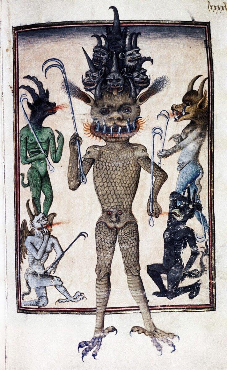 Самые известные демоны топ рейтинг: описание, способности, картинки.