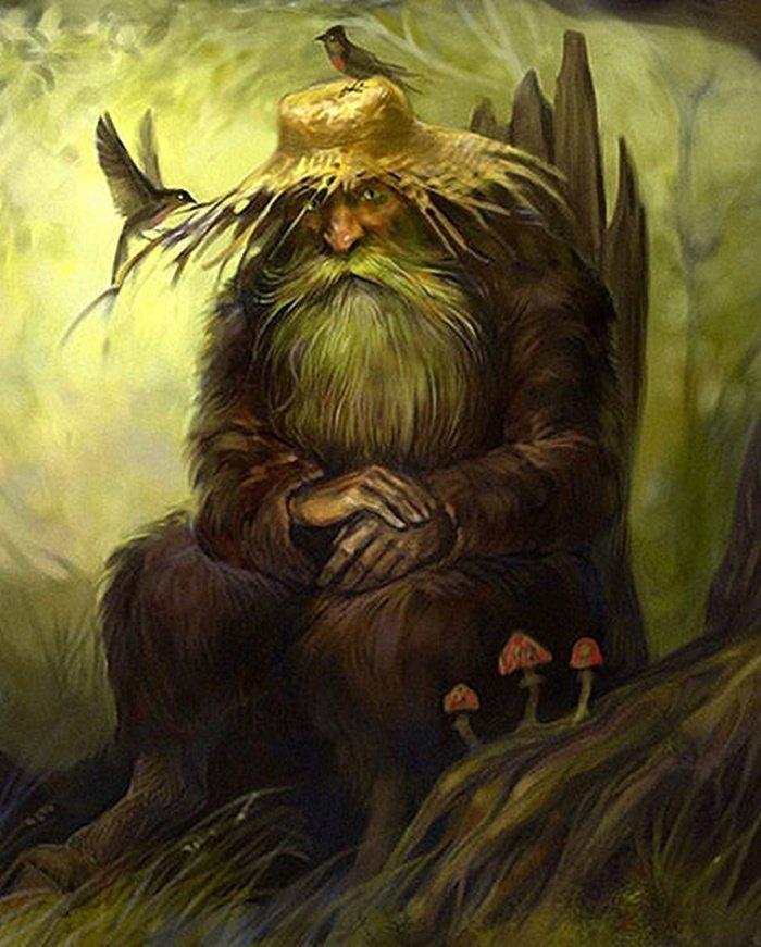 Мифические существа - список с картинками