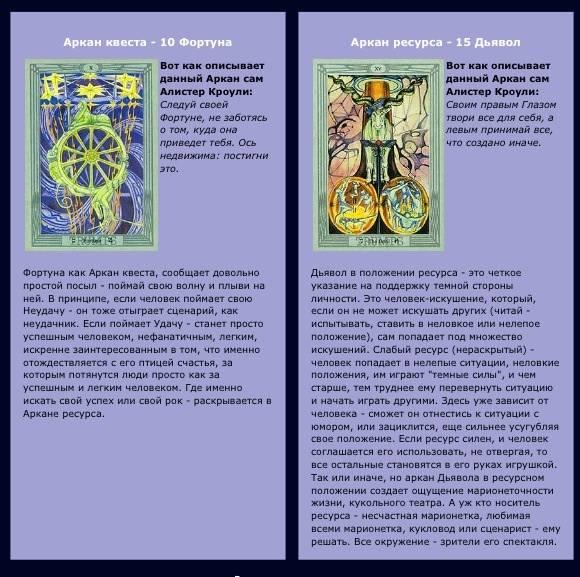 Старшие арканы таро — знакомство с картами: значение и толкование