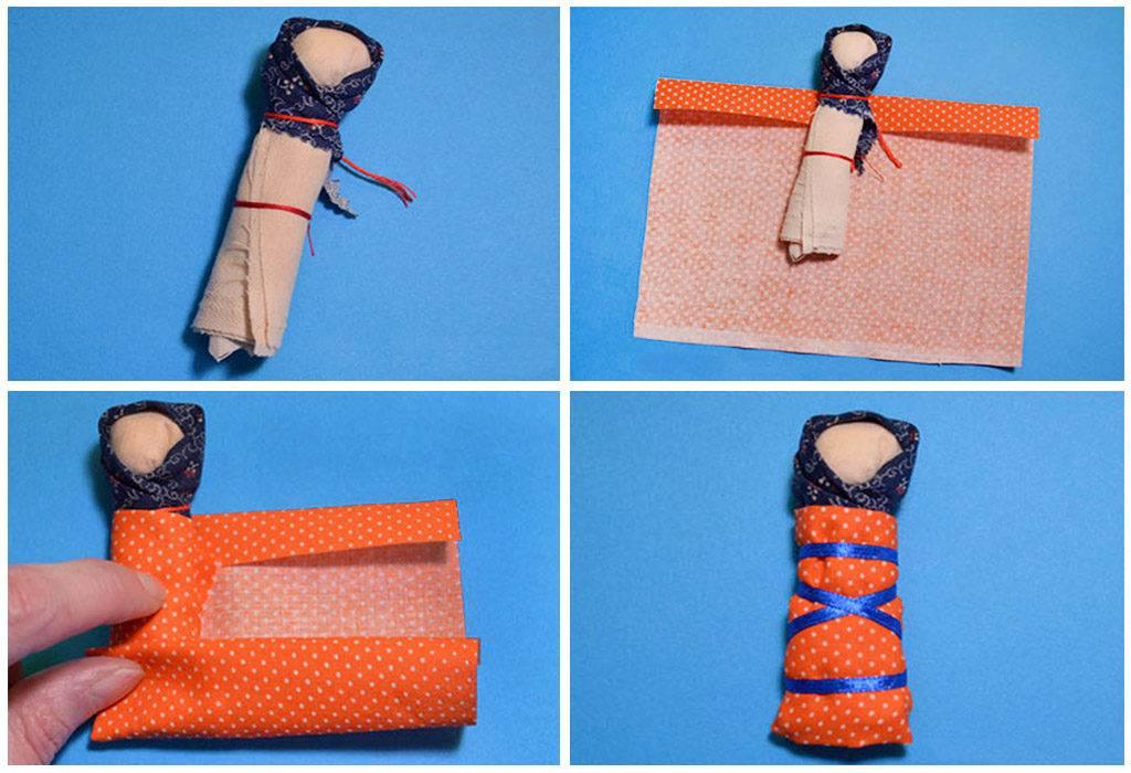 Кукла пеленашка – игрушка для младенца и сильнейший оберег