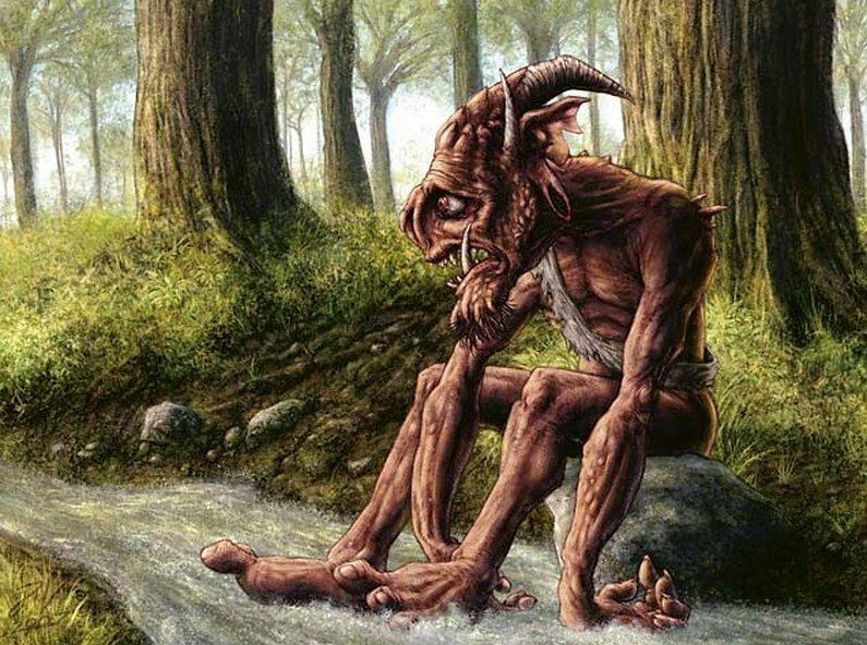 Леший: хранитель леса или демон? | potu-storony.ru