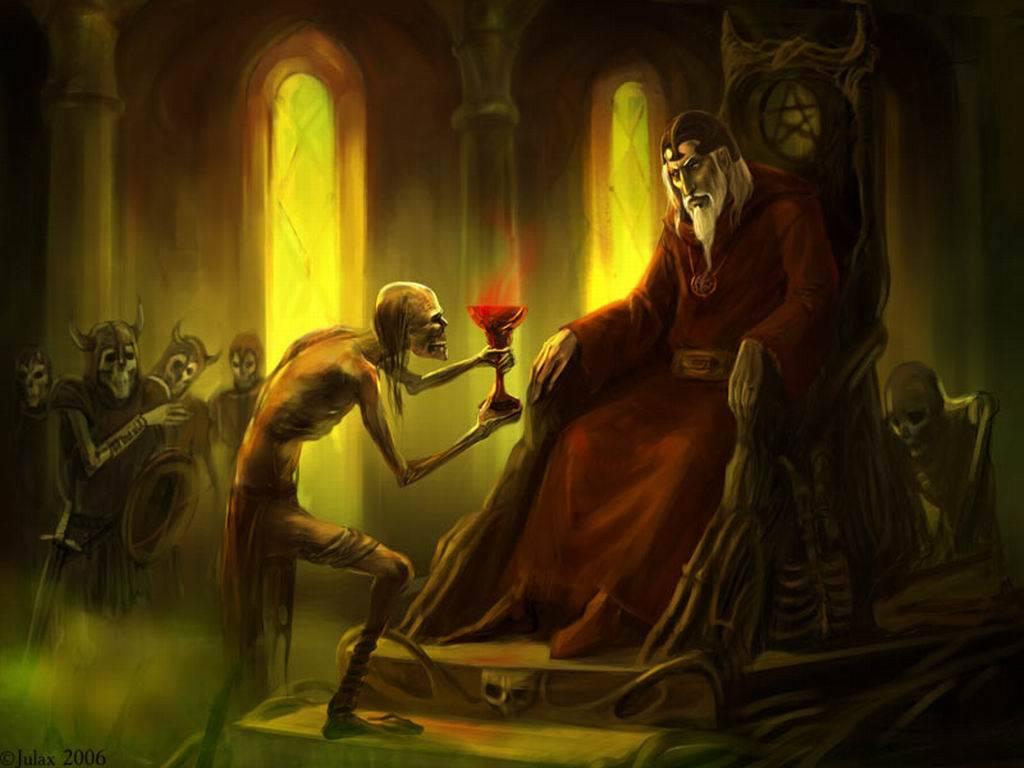 Некромант | дневники вампира вики | fandom