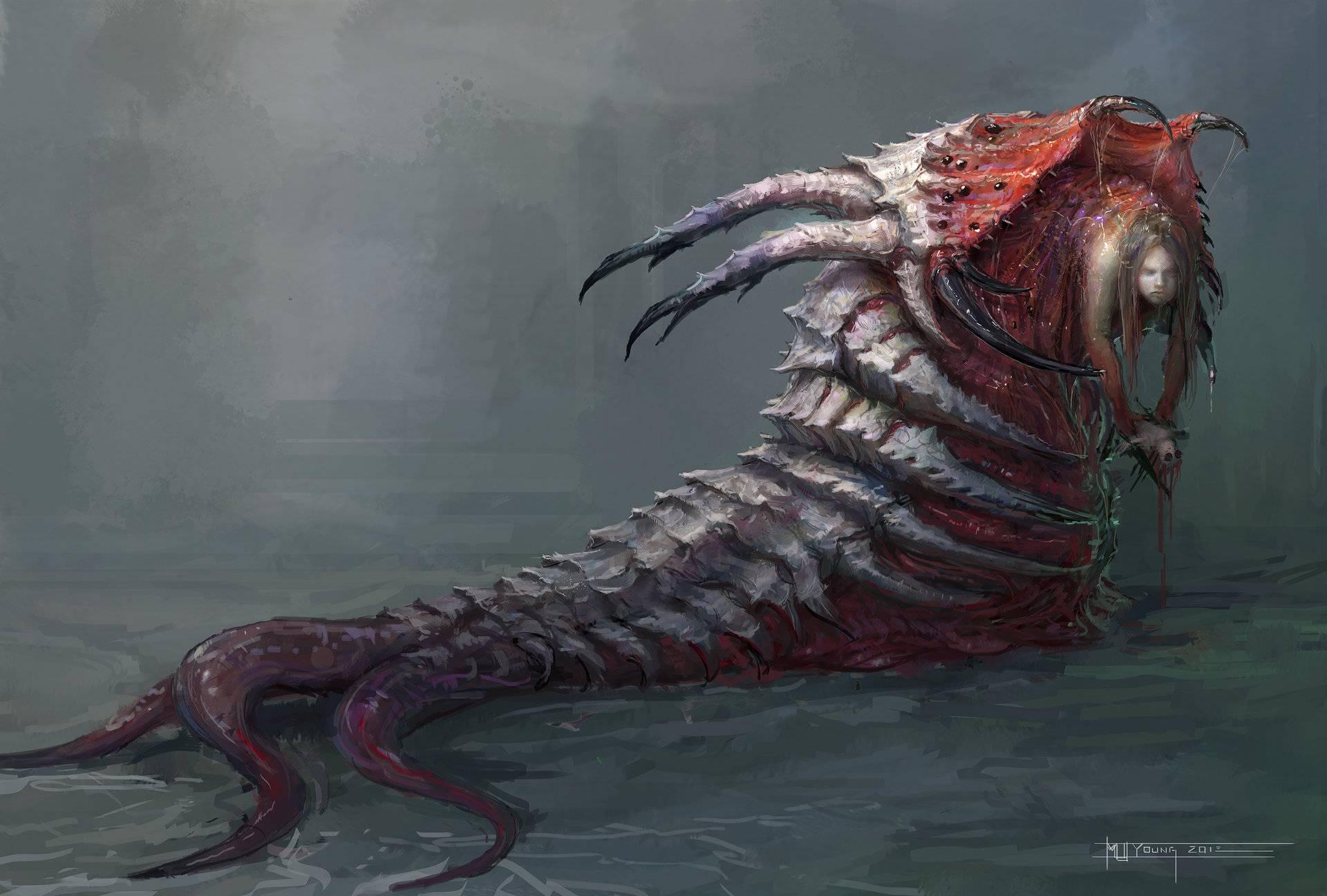 Ламбтонский червь — чудовище, обложившее данью Ламбтонский замок