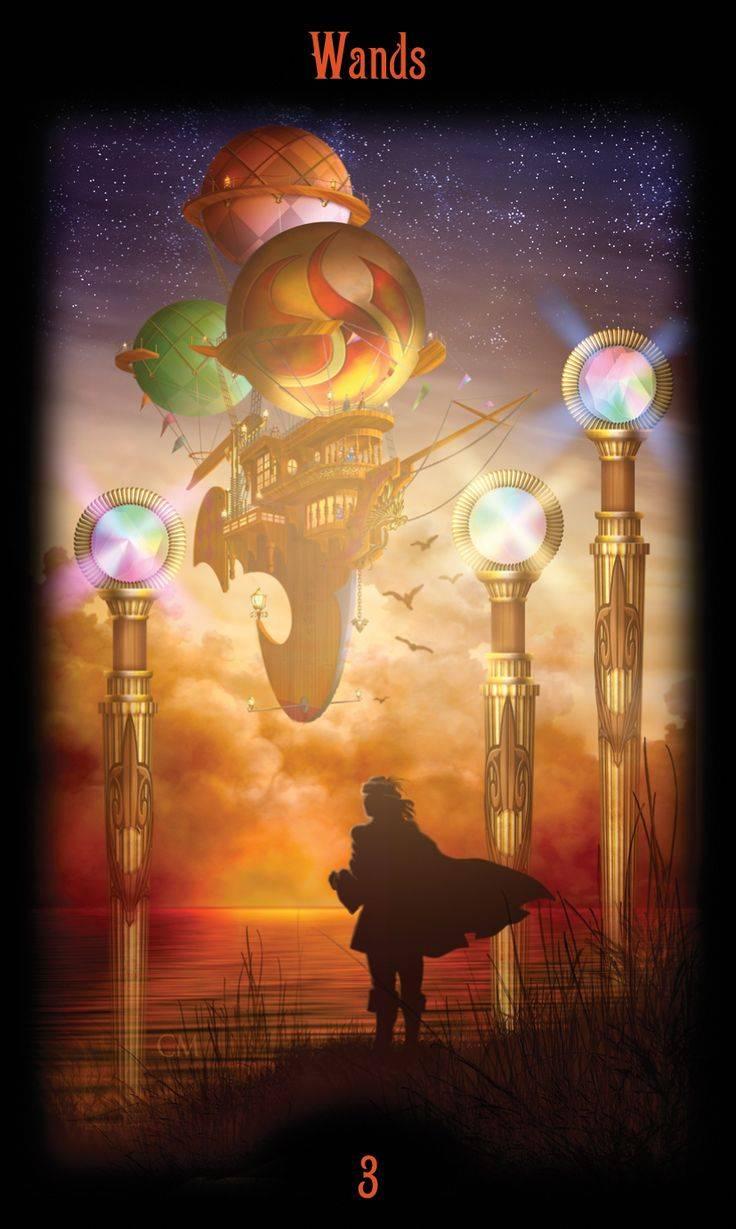 Обзор колоды таро магия наслаждений