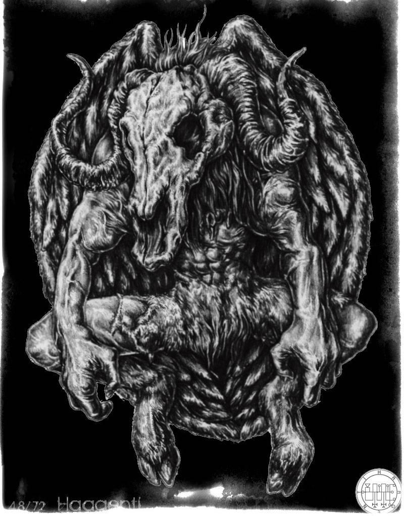 Гоэтия: краткое описание 72 демонов запечатанных соломоном | potu-storony.ru