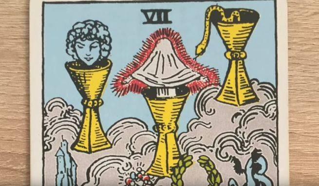 6 (шестёрка) кубков (чаш): значение в картах таро, в отношениях, в любви, в работе