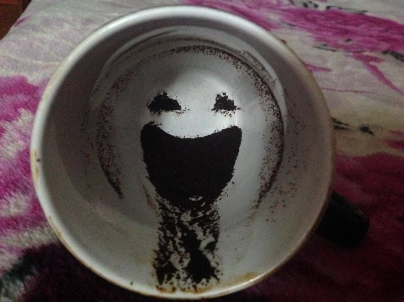 Гадание на кофейной гуще — толкование фигур