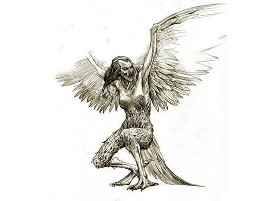 Список мифических существ в древнегреческой мифологии — википедия переиздание // wiki 2