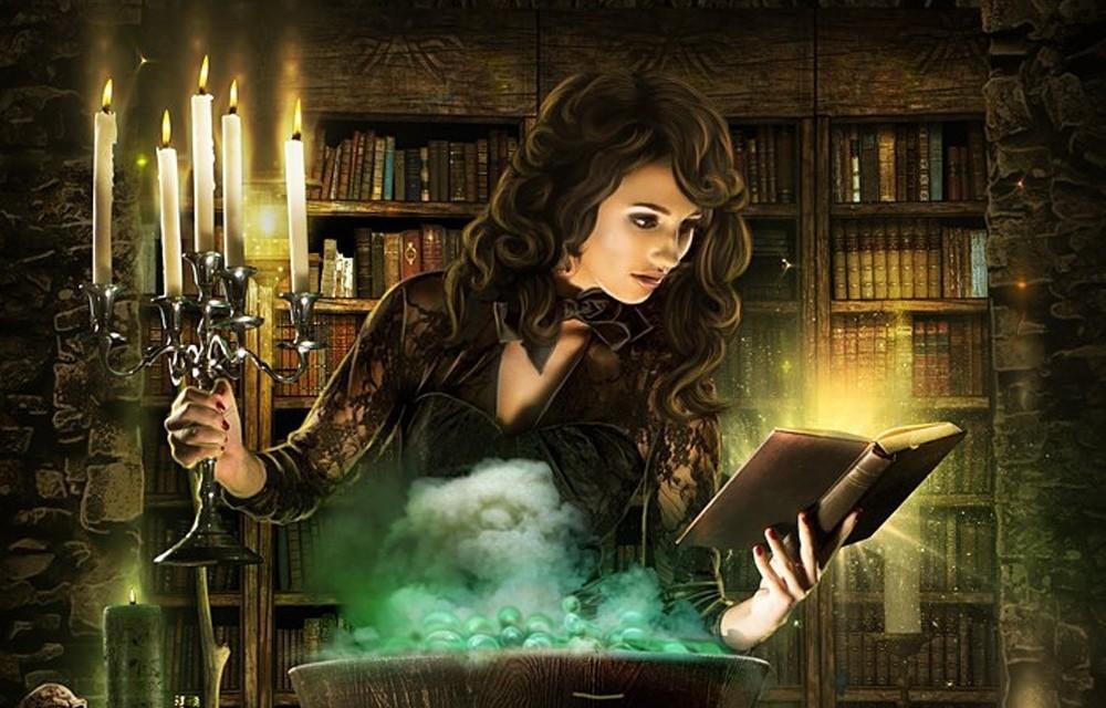 Как стать ведьмой в домашних условиях: азы колдовства