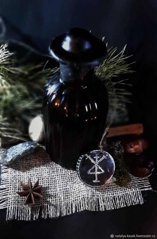 Ведьмина бутылка - колдовской оберег своими руками на все случаи жизни