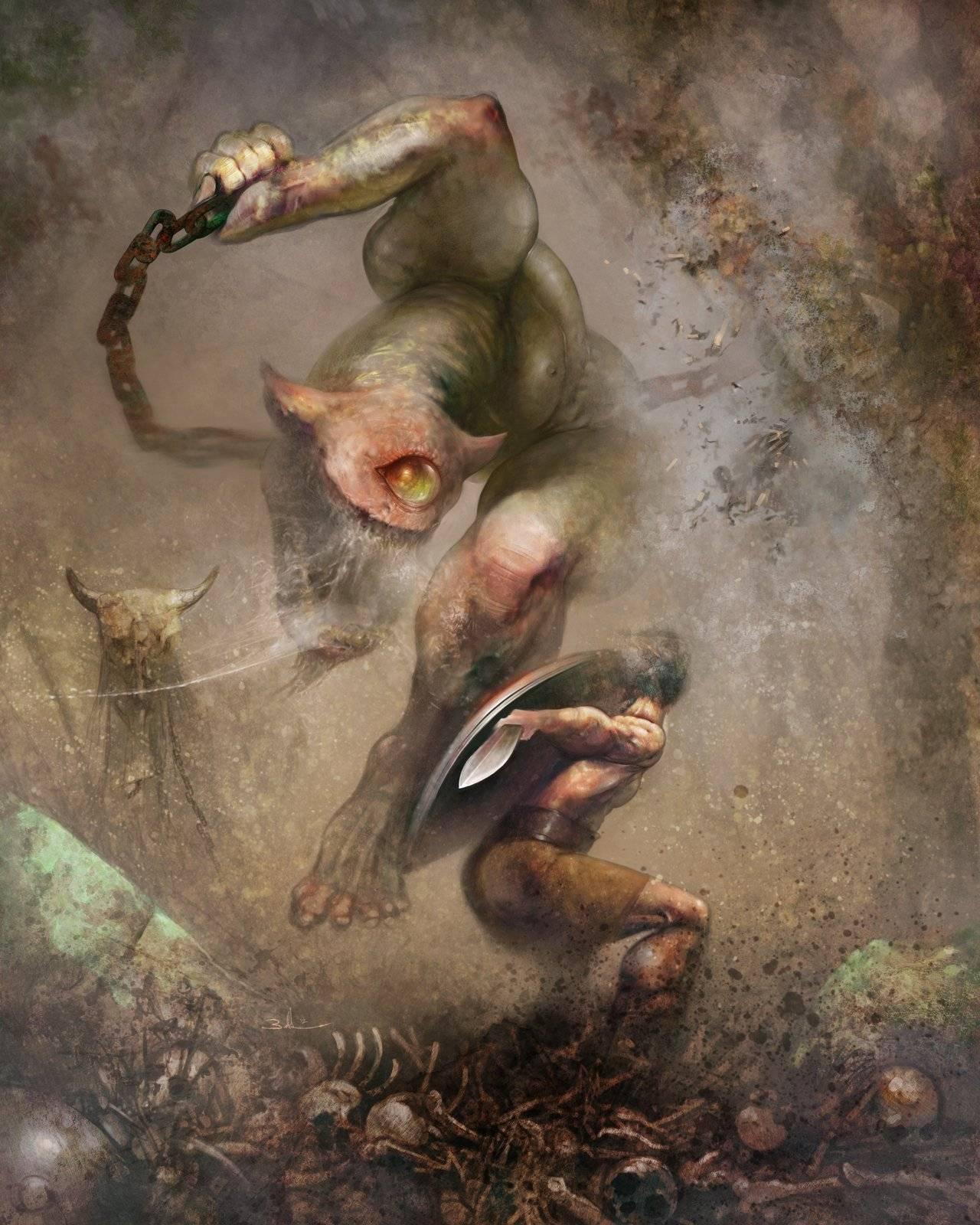 Лемуры — кровожадные духи усопших из мифологии древнего рима     магия любви