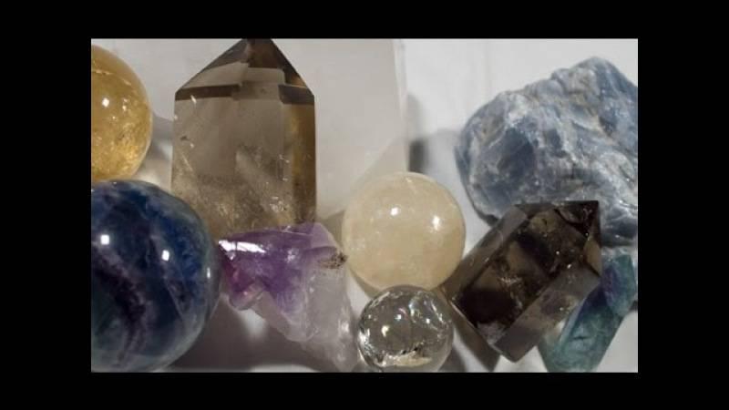 Минералы талисманы и их магическое значение