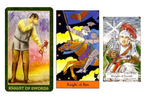 Паж мечей таро: значение в отношениях, любви, здоровье