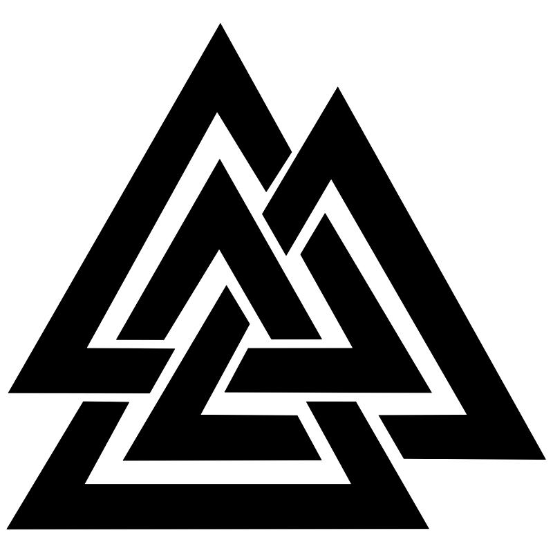 Валькнут: значение символа для мужчин и женщин