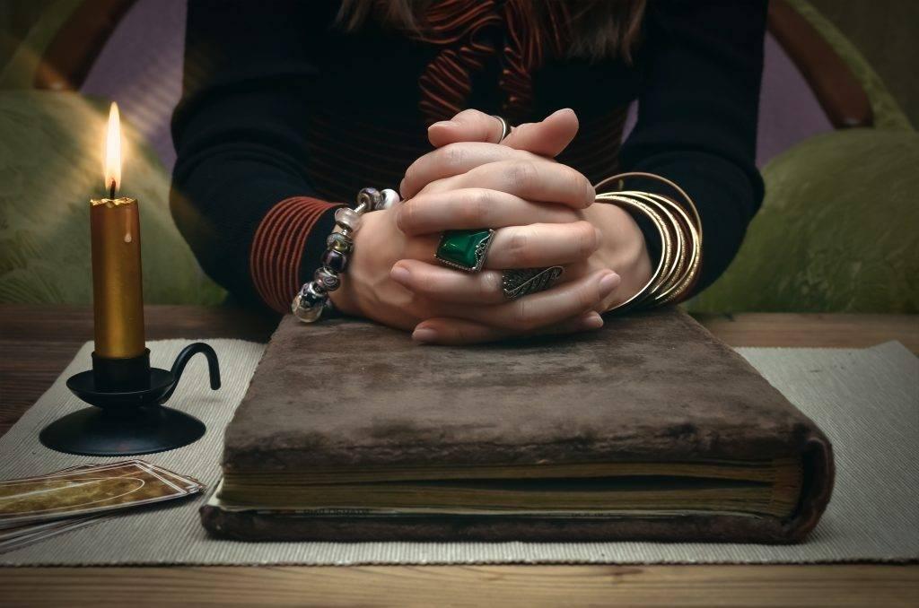 Заклинания ведьм: магия ритуалов
