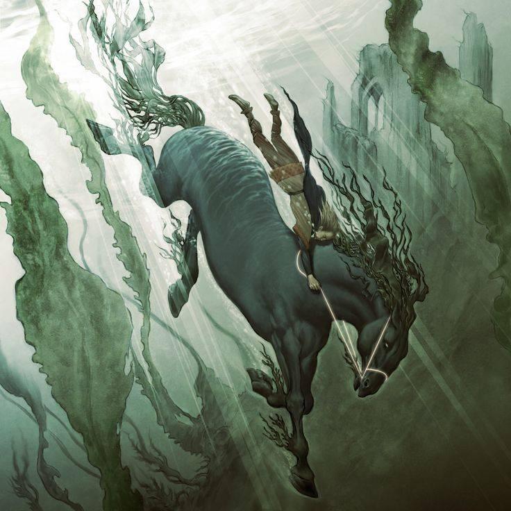 Водяной   bestiary.us