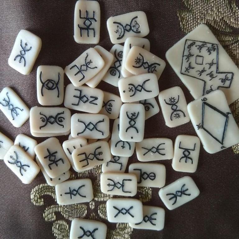 ➥славянские татуировки и их значение: руны, обереги, орнаменты, животные, боги