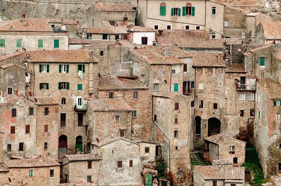 5 итальянских городов-призраков | как отдохнуть