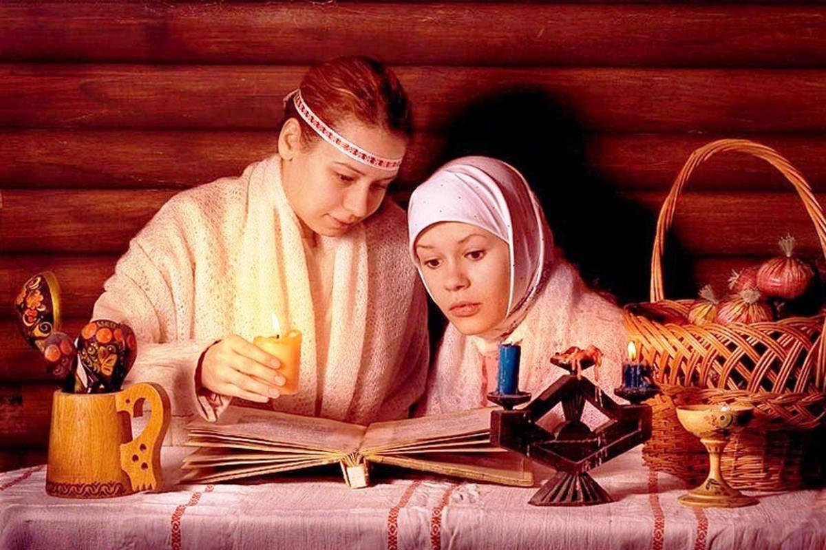 Гадания на масленицу :: заговоры и молитвы - верую господи.ру