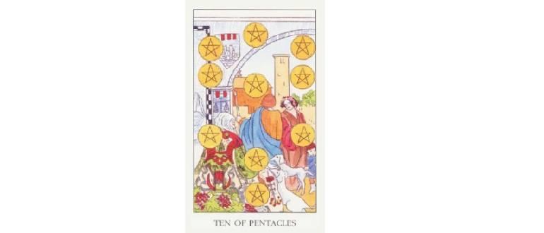 Король пентаклей (монет) таро: значение в отношениях, любви
