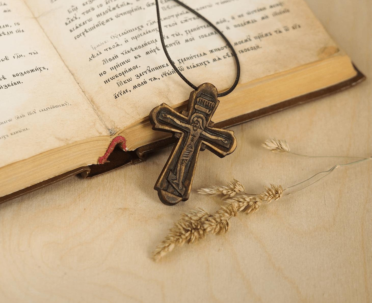 Если сломался крестик: что за примета?