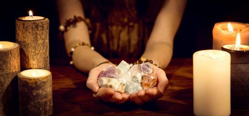 Гадание по трещинам на камнях - особое искусство