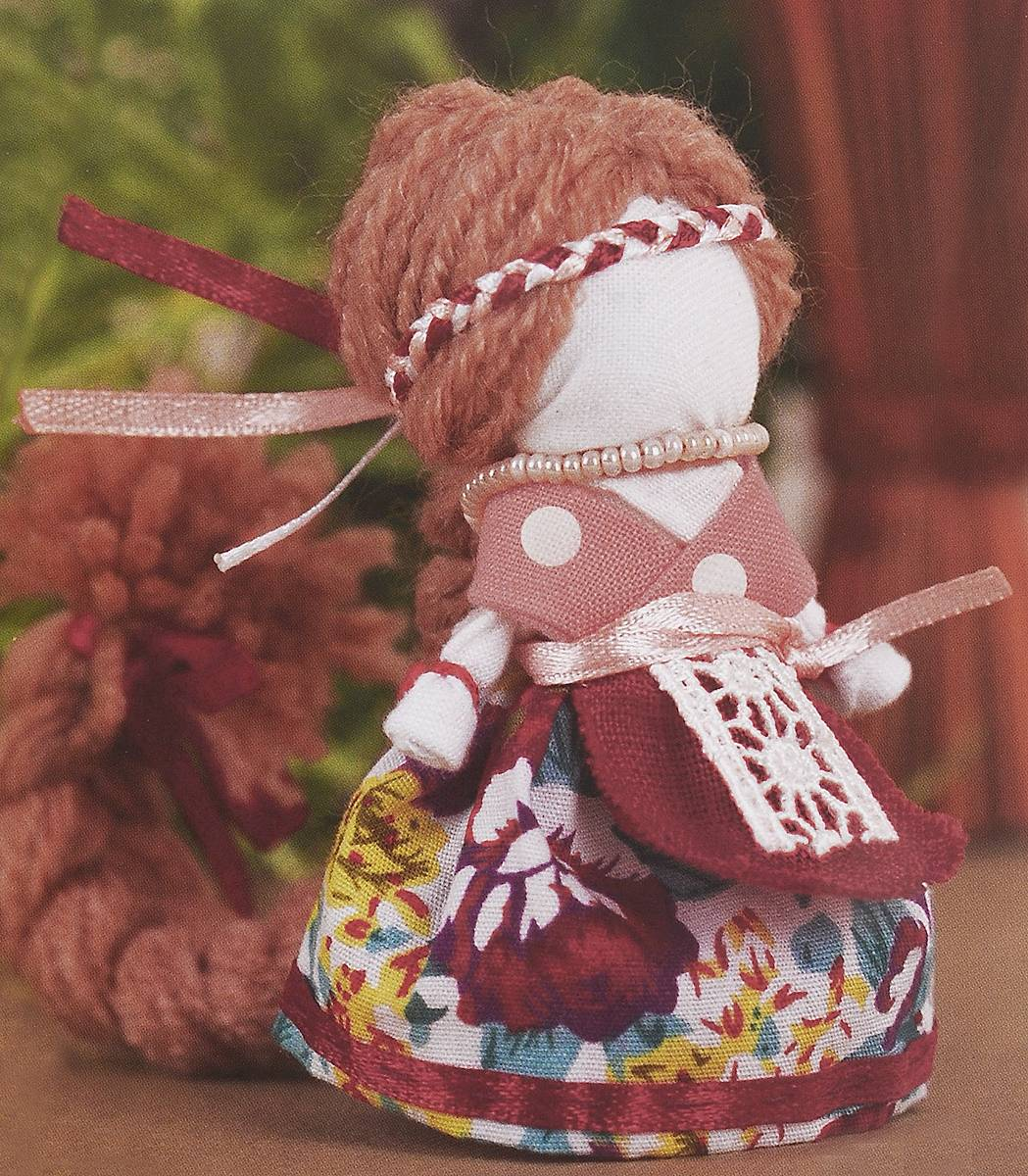 Описание и значение куклы-оберега на счастье. мастер-класс по изготовлению