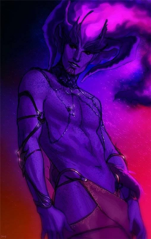 Инкуб — демон, соблазняющий женщин