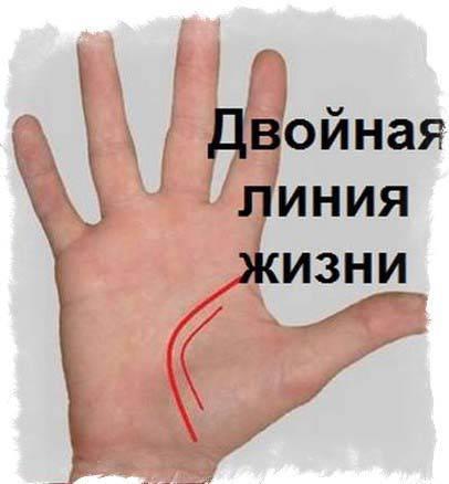 Линия жизни на ладони руки у женщин, мужчин, детей что означает, на какой руке находится