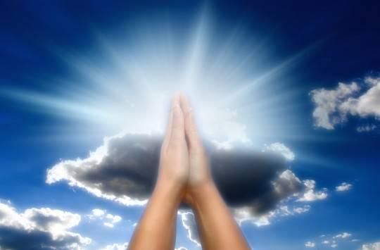 Молитва высшим силам в помощи дела
