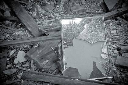Разбилось зеркало - что говорит церковь. Приметы про разбитое зеркало чего ожидать, что делать