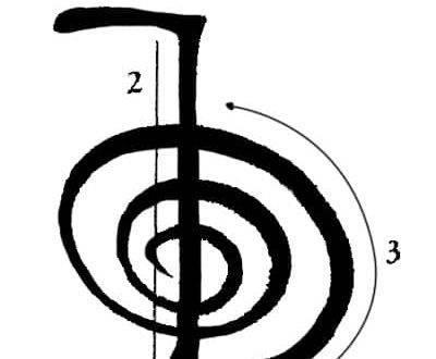 Мастерский символ рейки