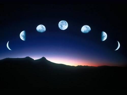 Влияние фаз луны на человека