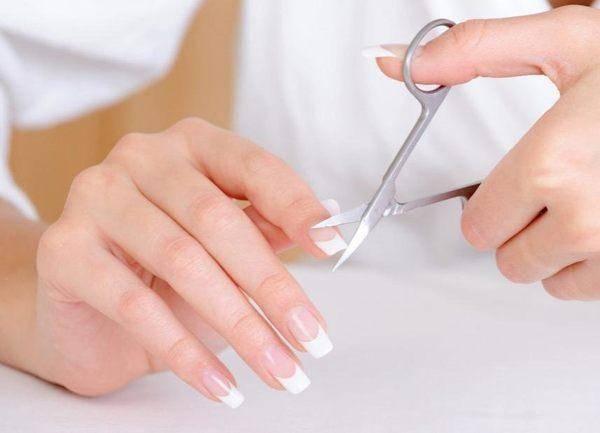Почему в больнице нельзя стричь ногти