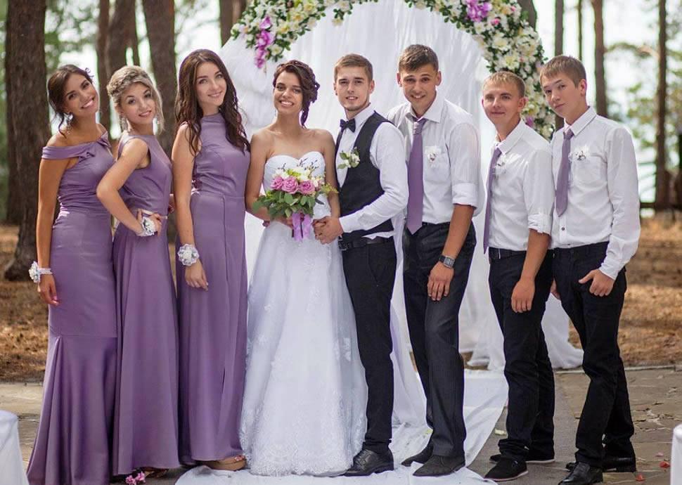 Обязательны свидетели на свадьбе