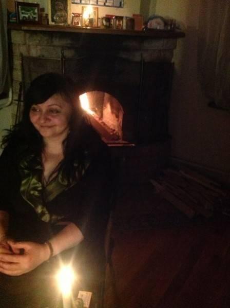 Инна довгань — белая ведьма и предсказательница из черкасс