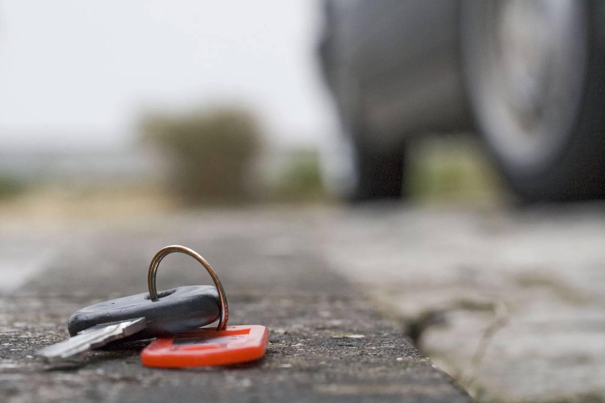 Потерять ключи от дома или квартиры: значение приметы