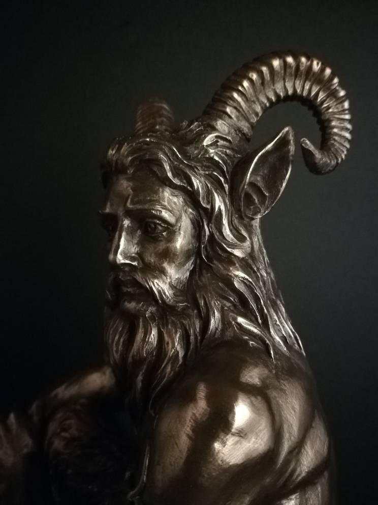 Кто такие фавны — описание мифического существа